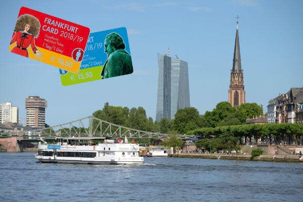 Interrail benefit | Frankfurt Card