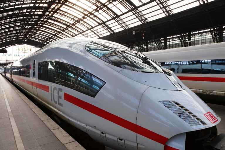 ICE high-speed train