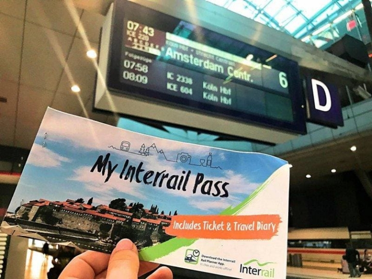 The Interrail Pass 2017