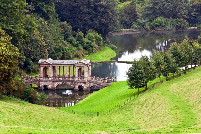 Prior Park Landschaftsgarten, Bath