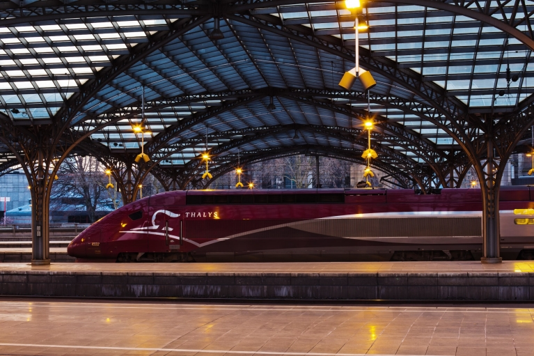 Thalys high-speed train