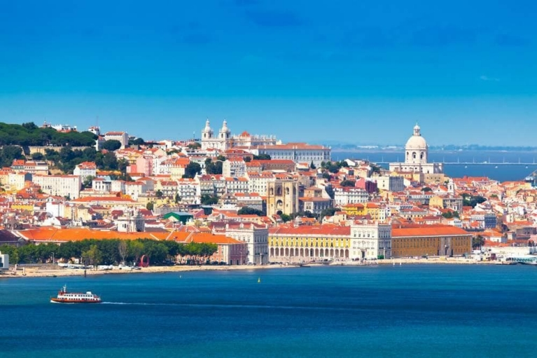 View on Lisbon, Portugal
